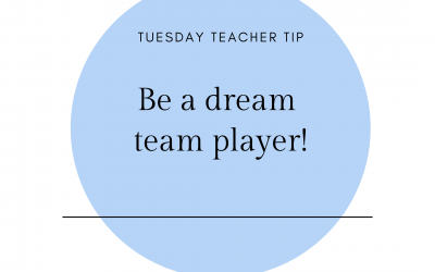 Be a dream team player!