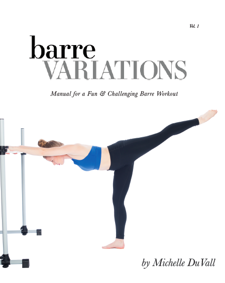 Barre Variations Manual English