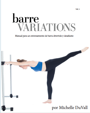 Barre Variations Manual En Español