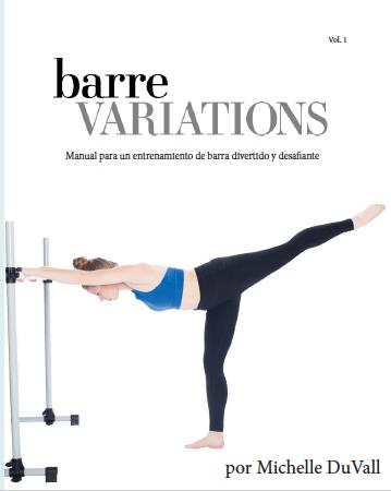Barre Variations Manual En Español