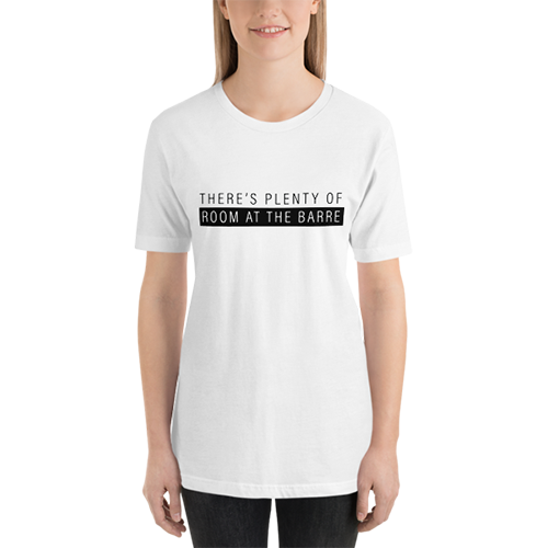 Room at the Barre T Shirt – White