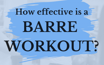 5 Surprising Benefits Of An Effective Barre Workout
